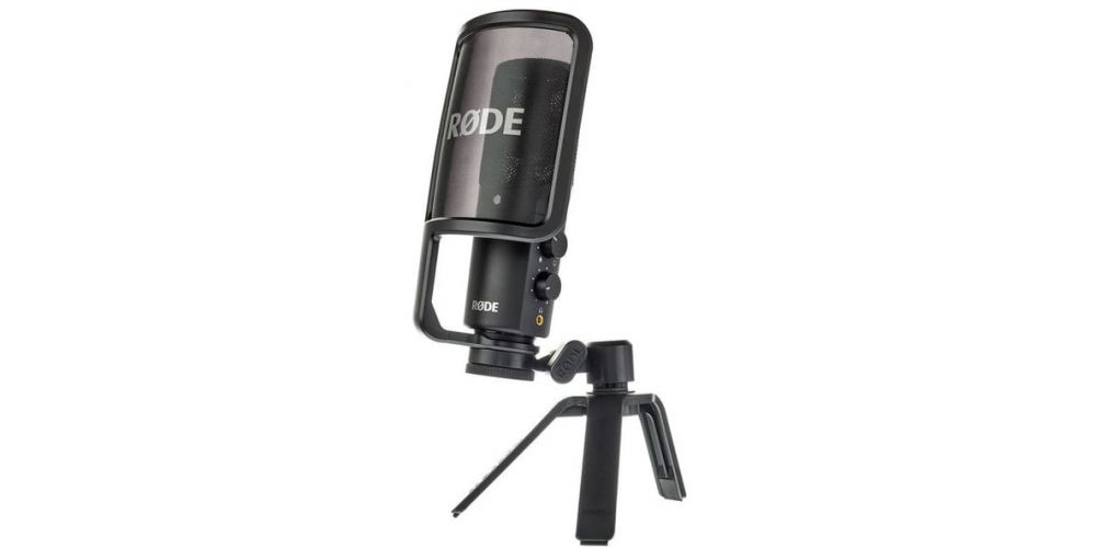 oferta microfono Rode NT USB