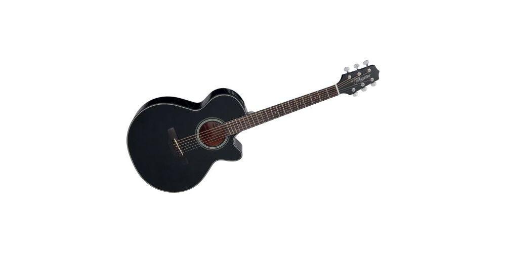 takamine gf15ce blk guitarra acustica