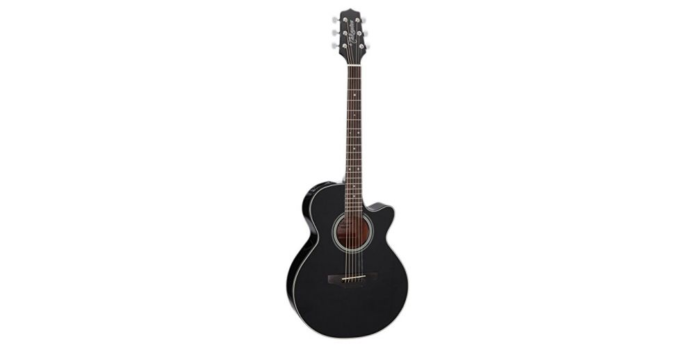 takamine gf15ce blk guitarra