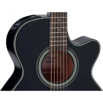 TAKAMINE GF15CE-BLK Guitarra Electro-Acustica Folk