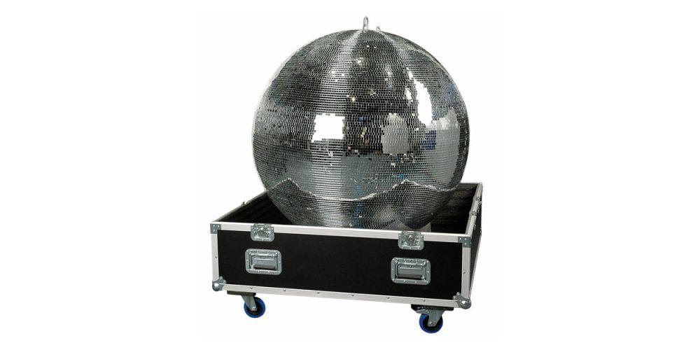 caja bola espejos 100cm dap audio