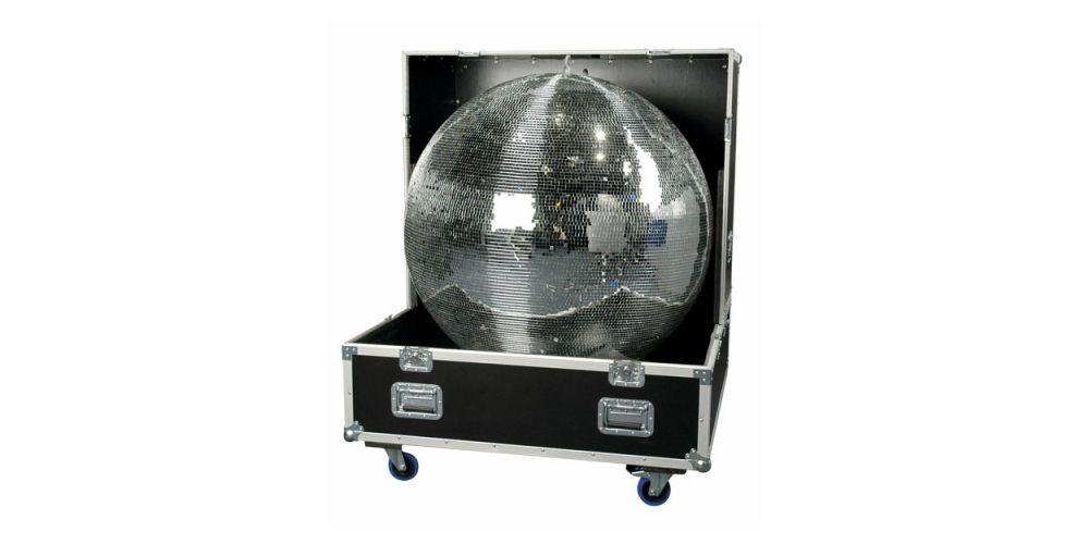 caja bola espejos 100cm