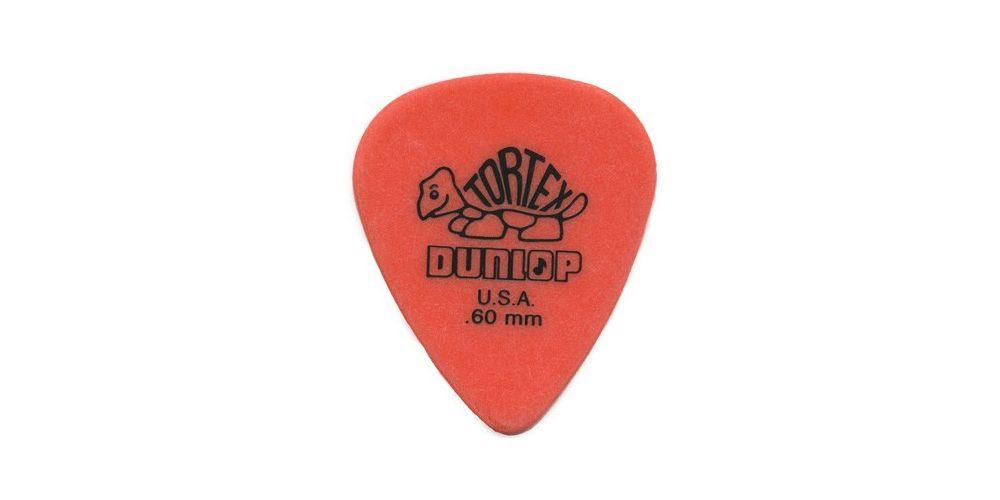 Dunlop Tortex 0´60 Naranja