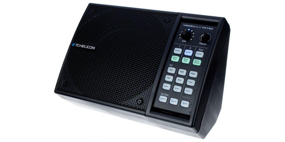 TC-Helicon VoiceSolo FX150 6.5
