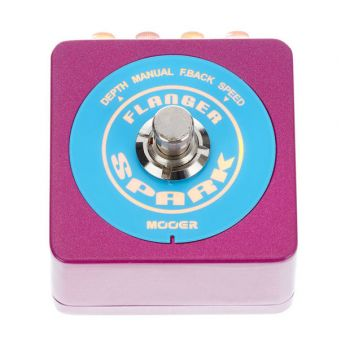 Mooer Spark Flanger pedal