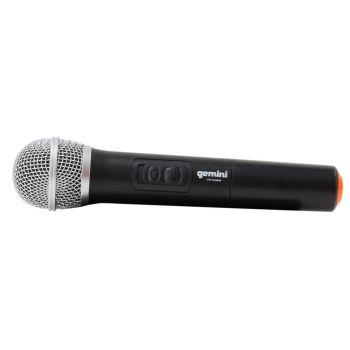 GEMINI VHF-01M Canal 2 Microfono Inalambrico Mano