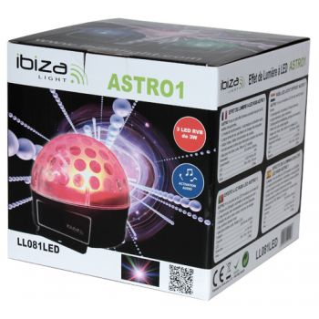Ibiza Light LL081 Led RGB