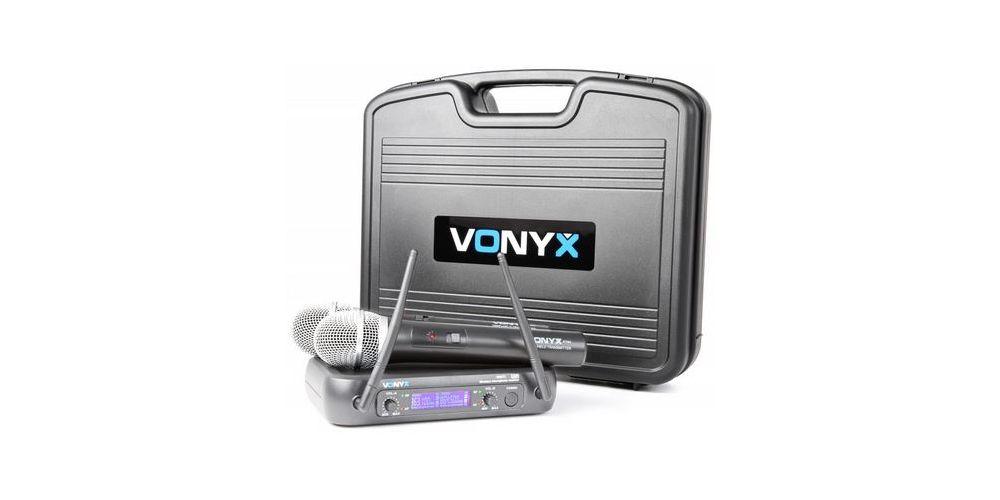 Vonyx WM73 Sistema inalámbrico 179206