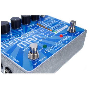 electro harmonix xo stereo memory man with hazarai 5