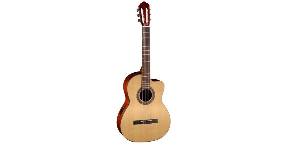 Cort AC120CE OP Guitarra clásica electrificada
