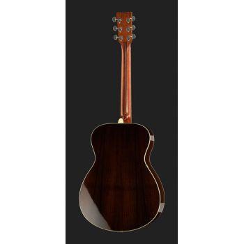 YAMAHA LS6ARE Guitarra Electro acustica con Funda