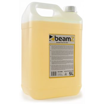 Beamz Liquido de humo, 5 litros ECO Naranja 160588