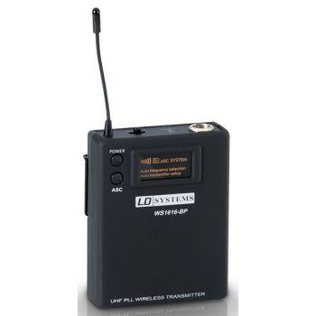 LD Systems Sweet SixTeen BP B6 Petaca Transmisora