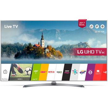 LG 49UJ750V Tv LED 4K 49 Pulgadas IPS Smart Tv