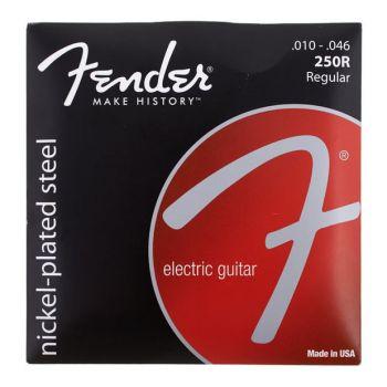 Fender 250R Juego de cuerdas para guitarra eléctrica