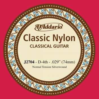 D´addario J2704 Cuerdas para Guitarra Española