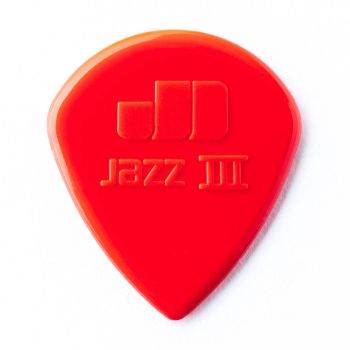 Dunlop Pack Nylon Jazz III 6 Unidades 47P3N
