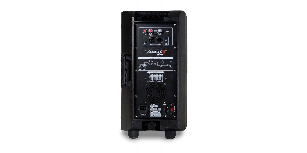 audibax pro 10 back