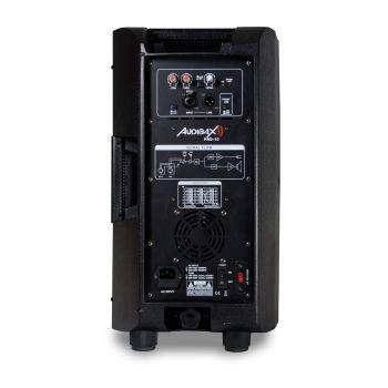 Audibax Pro TX10 Altavoz Profesional Bi-Amplificado 250w 700W Pico Clase D A+B