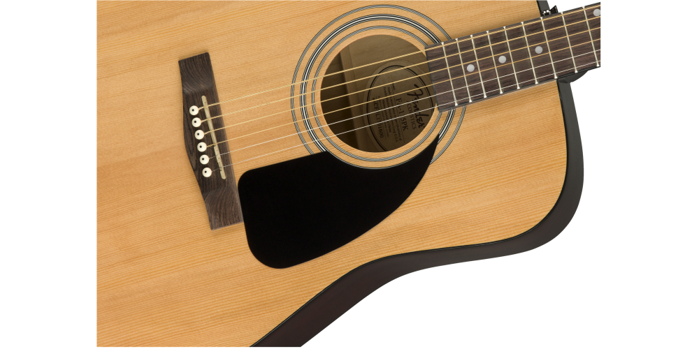 fender fa 115 dreadnought pack v2 natural cuerdas