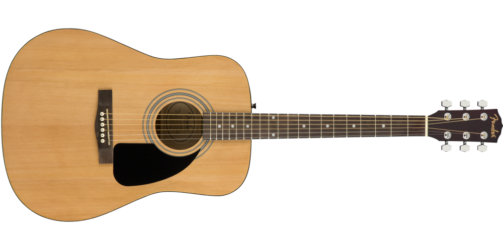 fender fa 115 dreadnought pack v2 natural guitarra