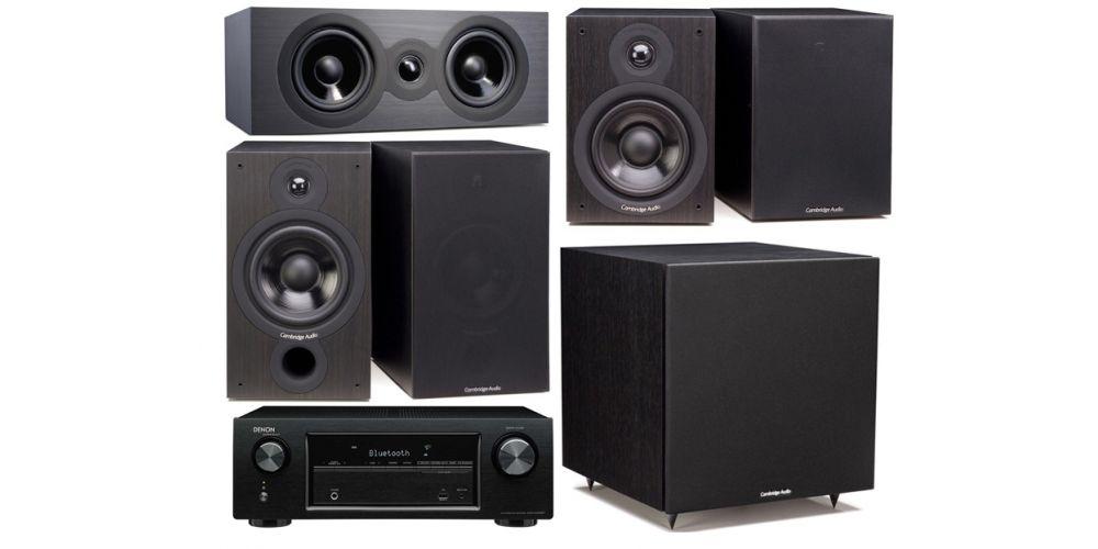 denon avrx550 btCambridge Audio SX 60 cinema pack black sx60 sx70 sx50