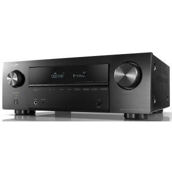DENON equipo AV AVR-X550 + Cambridge SX50 Cinema Pack 5.1 Altavoces Home Cinema