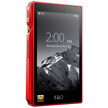 FIIO X5 III Red Reproductor Hi-Res Rojo