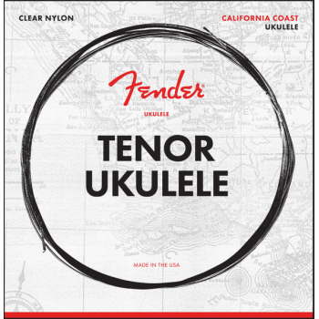 Fender Tenor Ukulele Strings Set de 4 Cuerdas