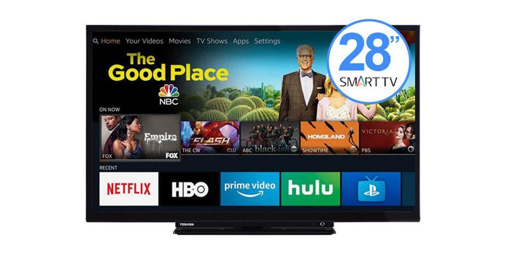 toshiba tv smart tv 28 wifi 28w2863dg