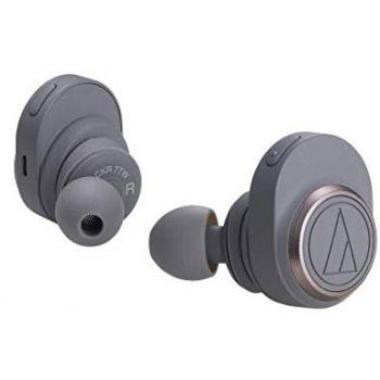 AUDIO TECHNICA ATH-CKR7TW GY Auriculares In-Ear inalámbricos True Wireless