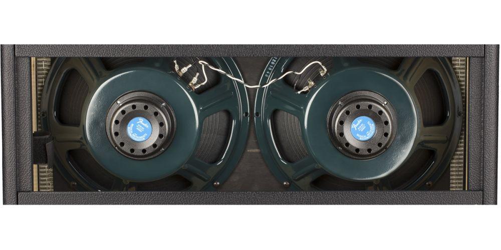 fender tone master twin reverb amplificador