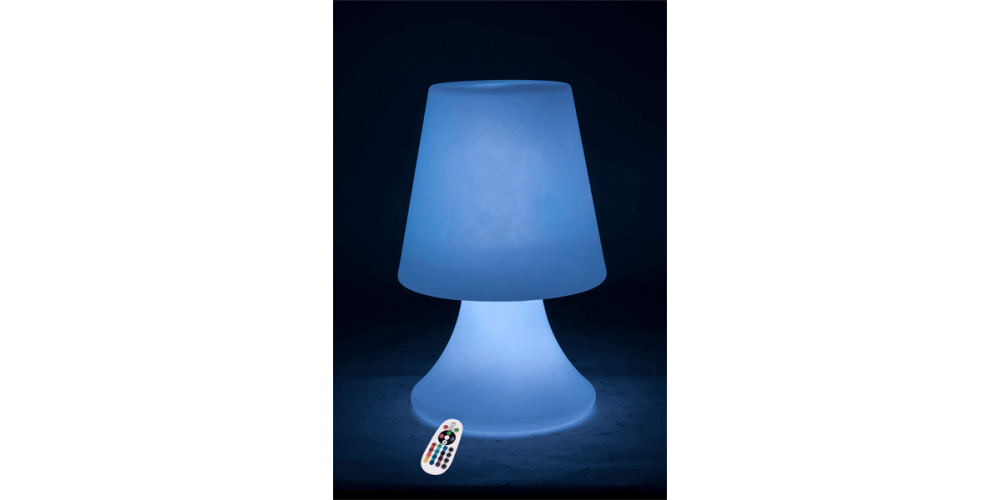 Ibiza Light LED LAMP BIG Lampara de LED RGB
