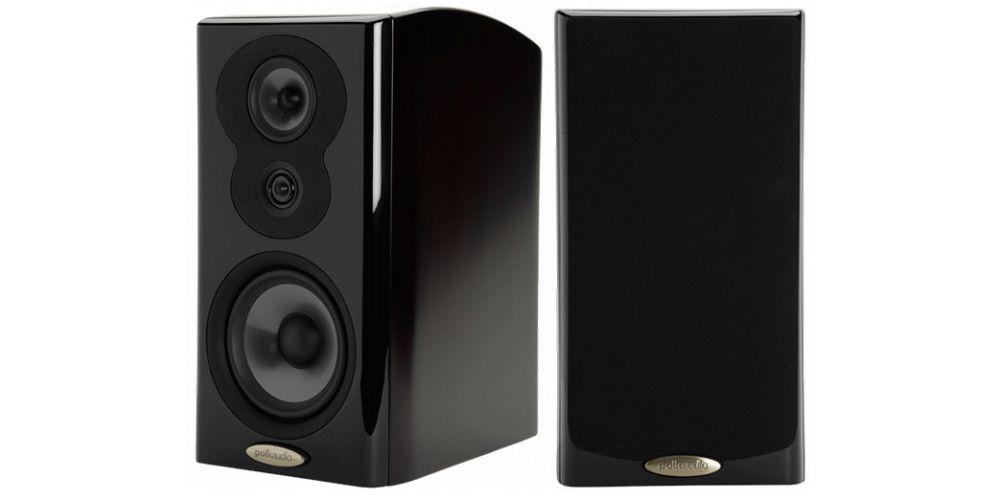 Polk Audio LSI M703 Black Pareja Altavoces
