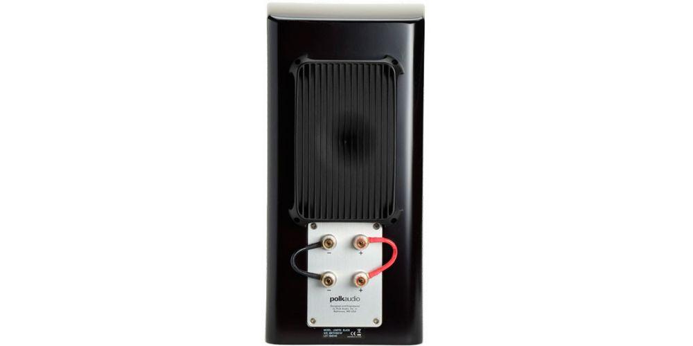 polk audio lsim703 altavoces de estanteria pareja conexiones
