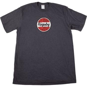 Bigsby T-Shirt Round Gray Talla S