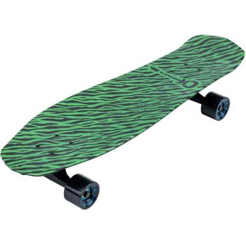 Charvel Skateboard Green Bengal Edición Limitada