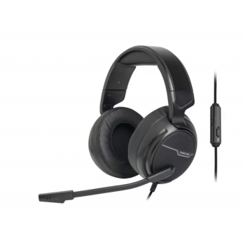 Fonestar WIN Auriculares Cerrados PC con Micrófono para Teletrabajo o Gaming