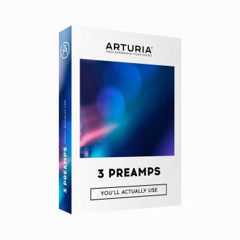 Arturia 3 PREAMPS YOU LL ACTUALLY USE