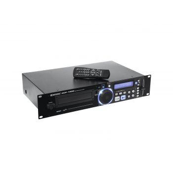 Omnitronic XCP-1400 Reproductor de CD
