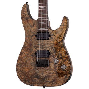 Schecter OMEN Elite-6 Charcoal. Guitarra Eléctrica