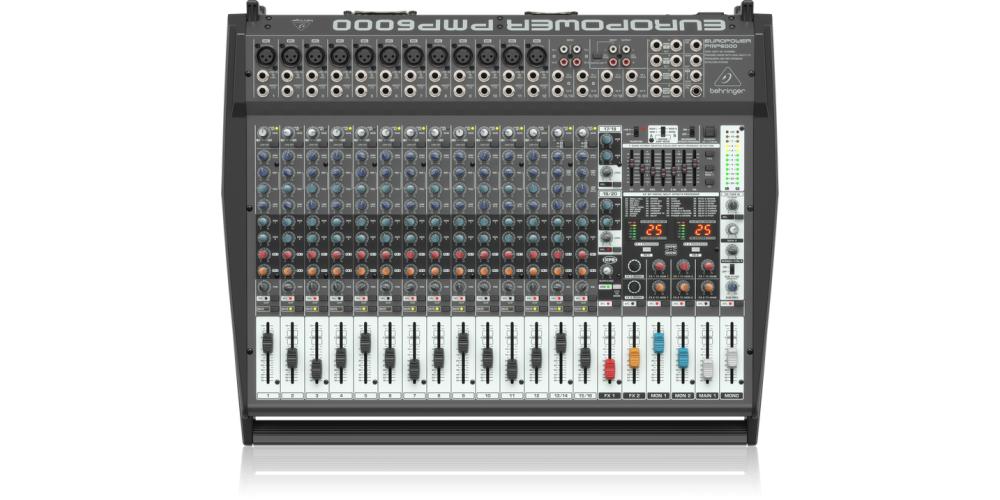 PMP6000 behringer
