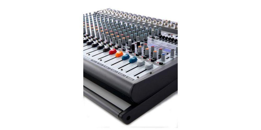 behringer pmp6000 controles