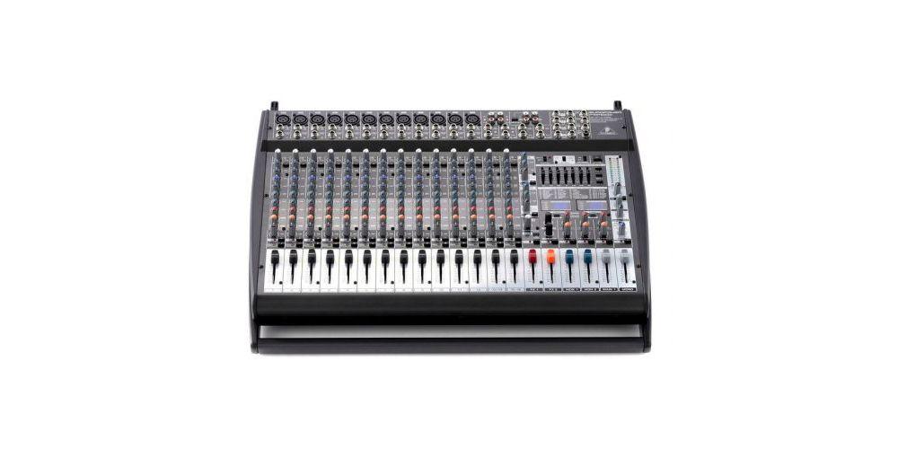 behringer pmp6000 mezcladora directo