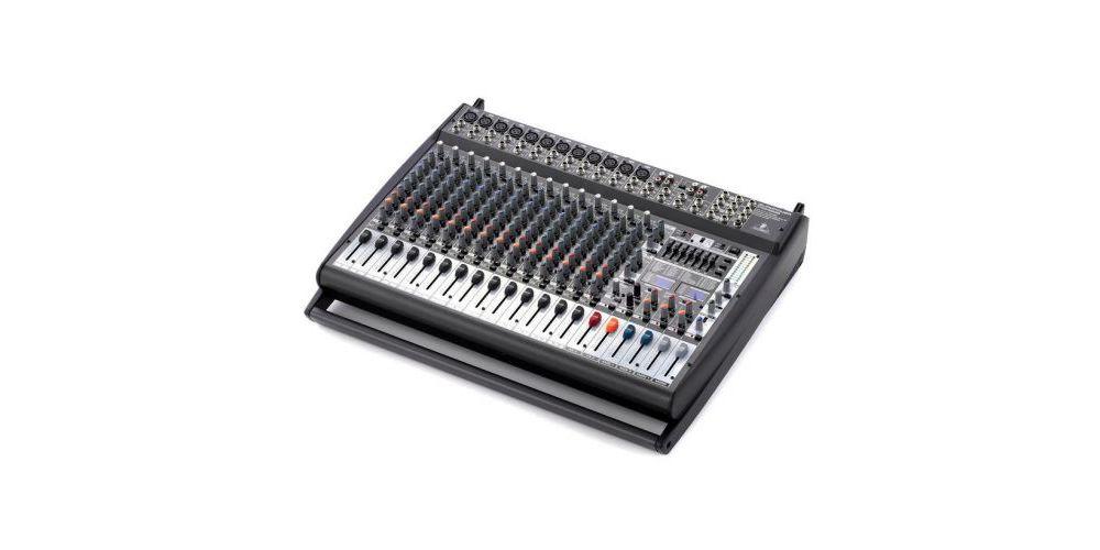 behringer pmp6000 mezcladora