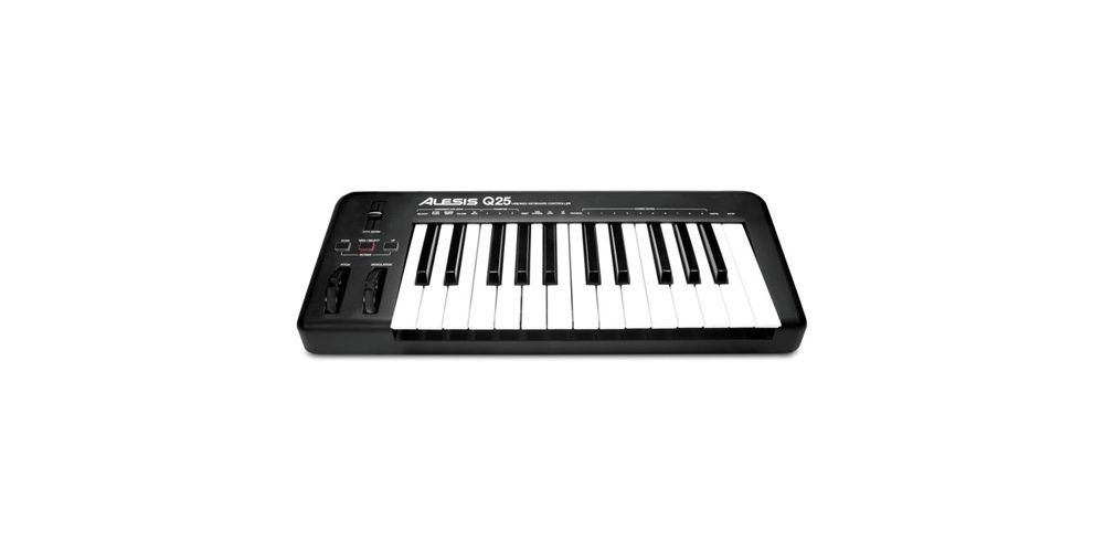 teclado alesis q25