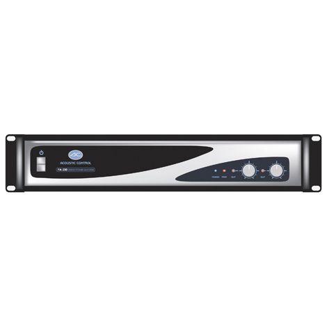 ACOUSTIC CONTROL PA-600 Etapa de potencia 300+300W PA600