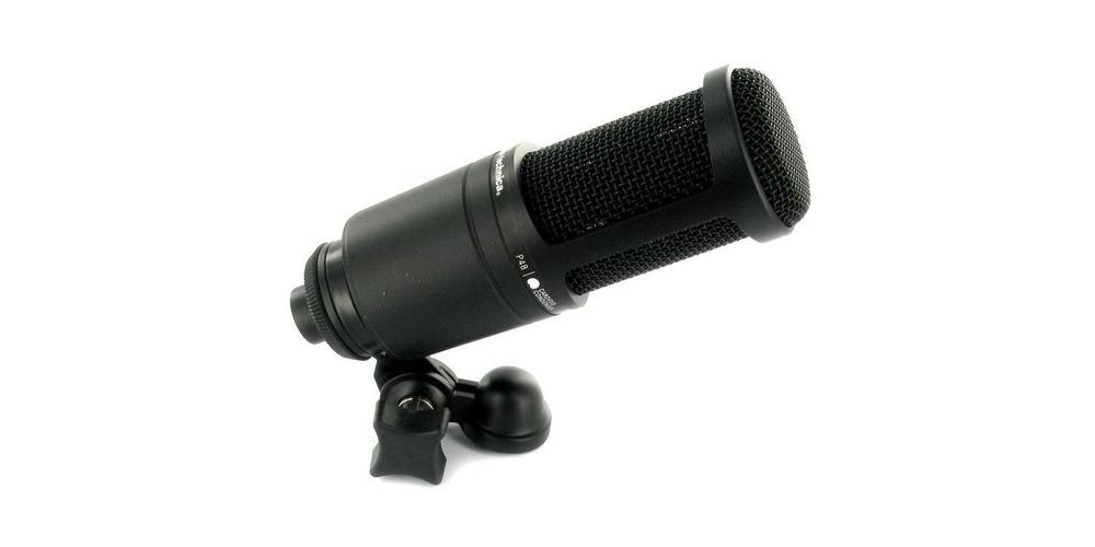 at2020 audio technica