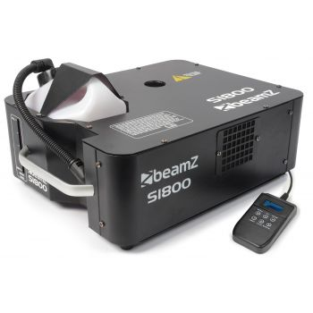 BEAMZ 160493 S1800 Maquina de Humo DMX Horizontal/Vertical 1800W