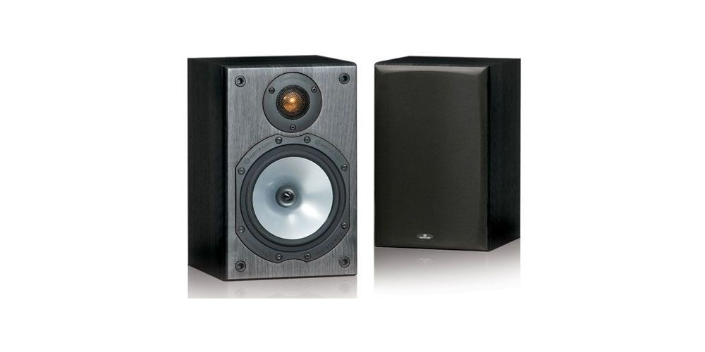 MONITOR AUDIO Conjunto Home Cinema, MR6 + MR1 + MRCENTER PACK6